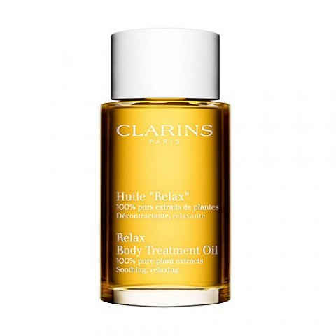"Clarins Body Treatment Oil ""Relax"" Soothing/Relaxing 100ml"