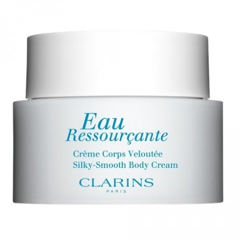 Clarins Eau Ressourcante Silky Smooth Body Cream 200ml