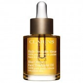 Clarins Blue Orchid Face Treatment Oil Dehydrated Skin 30ml
