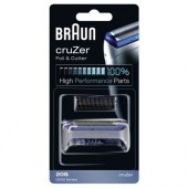Braun 20S Foil & Cutter Pack for CruZer Shavers