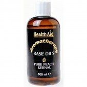 HealthAid Peach Kernal Oil 100ml