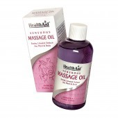 HealthAid Sensuous Massage Oil 150ml