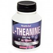 HealthAid L-Theanine 200mg Tablets 60