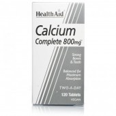 HealthAid Calcium Complete 800mg tablets 120