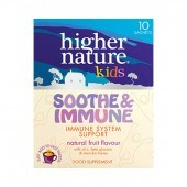Higher Nature Soothe & Immune for Kids Sachets 10