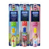 Oral-B Stages Power Battery Toothbrushes for Kids