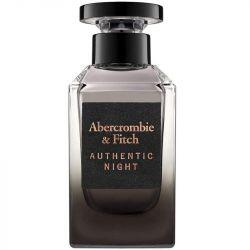 Abercrombie & Fitch Authentic Night Eau de Toilette 100ml