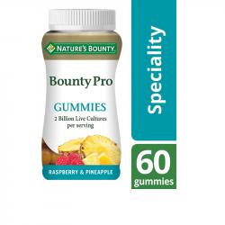 Nature's Bounty Biotic Pro Gummies 60