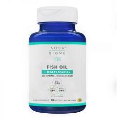 Aqua Biome Fish Oil + Sports Complex Softgels 60