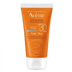 Avene High Protection Fluid SPF30 Sun Cream 50ml