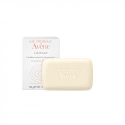 Avene Cold Cream Ultra Rich Soap-Free Cleansing Bar 100g