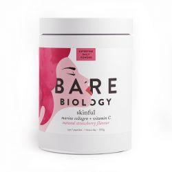 Bare Biology Skinful Marine Collagen Plus Vitamin C Powder 300g