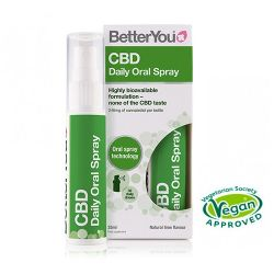 BetterYou CBD Oral Spray 25ml