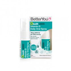 BetterYou DLux4000 Vitamin D Oral Spray 15ml