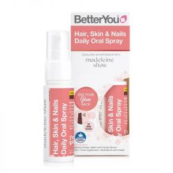 BetterYou Hair Skin and Nails Oral Spray 25ml