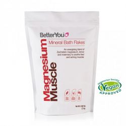 BetterYou Magnesium Muscle Bath Flakes 1kg