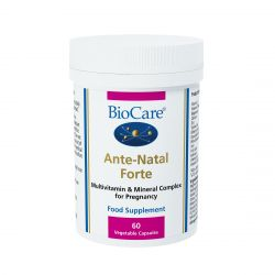 BioCare AnteNatal Forte (Pregnancy Multinutrient) Caps 60