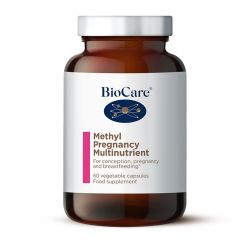 Biocare Methyl Pregnancy Multinutrient Vegicaps 60