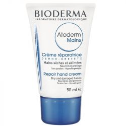 Bioderma Atoderm Repairing Hand Cream 50ml