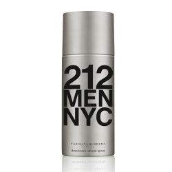 Carolina Herrera 212 Men Deodorant Spray 150ml