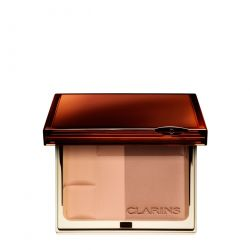 Clarins Bronzing Duo SPF15 Mineral Powder Compact