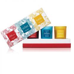 Clarins Candle Trio Collection