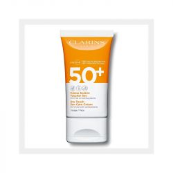 Clarins Dry Touch Facial Sun Care SPF50+ 50ml