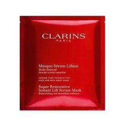 Clarins Super Restorative Instant Lift Serum Mask 1