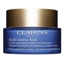 Clarins Multi-Active Revitalising Night Cream Normal to Dry Skin 50ml