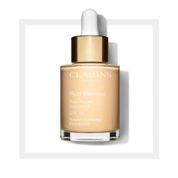 Clarins Skin Illusion Natural Hydrating Foundation SPF15 30ml