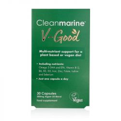 CleanMarine V-Good Capsules 30