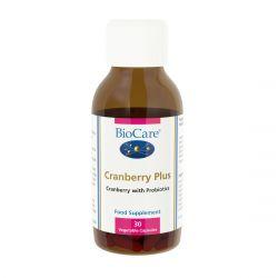 BioCare Cranberry Plus 30 Vegicaps