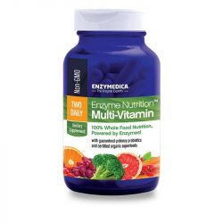 Enzymedica Enzyme Nutrition Two Daily Capsules 60