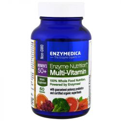 Enzymedica Enzyme Nutrition Women's 50+ Capsules 60