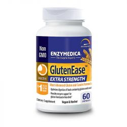 Enzymedica GlutenEase Extra Strength Capsules 60