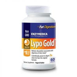 Enzymedica Lypo Gold Capsules 60