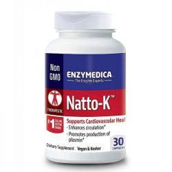 Enzymedica Natto-K Capsules 30