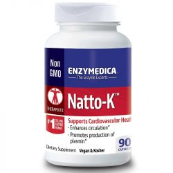 Enzymedica Natto-K Capsules 90