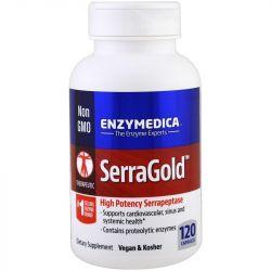 Enzymedica SerraGold Capsules 120