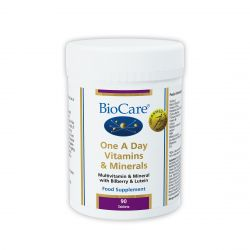 BioCare One A Day Vitamins and Minerals 90