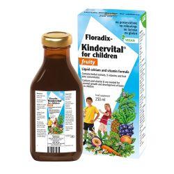 Floradix Fruity Kindervital for Children 250ml