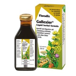 Floradix Gallexier Liquid Herbal Formula 250ml