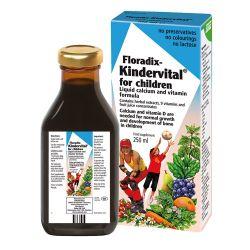 Floradix Kindervital for Children Liquid 250ml