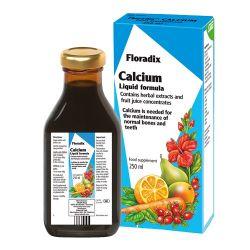 Floradix Liquid Calcium Formula 250ml