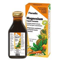 Floradix Magnesium Liquid Formula 250ml
