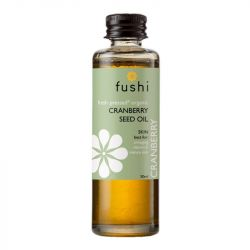 Fushi Wellbeing Cranberry Seed Oil 50ml