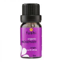 Fushi Wellbeing Organic Rosemary (Cineole) Oil 5ml