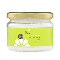 Fushi Wellbeing Organic Virgin Cold Pressed Coconut Oil 230g