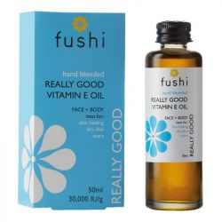 Fushi Wellbeing Really Good Vitamin E Skin Oil 50ml