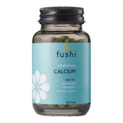 Fushi Wellbeing Whole Food Calcium Veg Caps 60